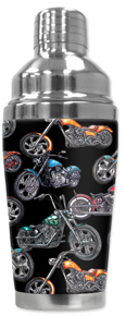 Choppers Cocktail Shaker