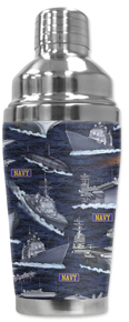 Navy Cocktail Shaker