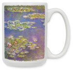 Monet: Water Lilies Coffee Mug