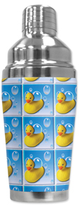 Cocktail Shaker - Rubber Duckies