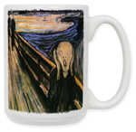 Munch: The Scream Coffee Mug