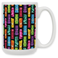 Tiki's Coffee Mug