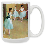 Degas - Dance Foyer Coffee Mug