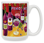 Red Wines Coffee Mug