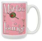 Martini Lounge Coffee Mug