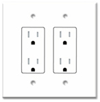 Printed Electrical Outlet