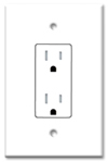 Decorated Electrical Outlet