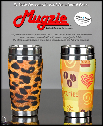 Travel Mugs and Travel Coffee Tumblers